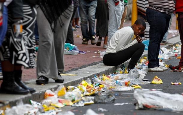 При беспорядках в ЮАР погибли более 300 человек