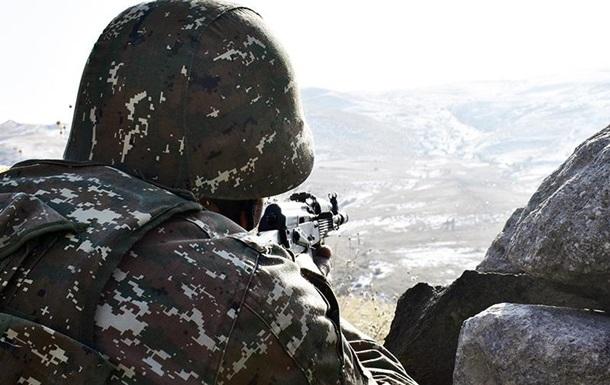 На границе Армении и Азербайджана произошла перестрелка, есть жертвы