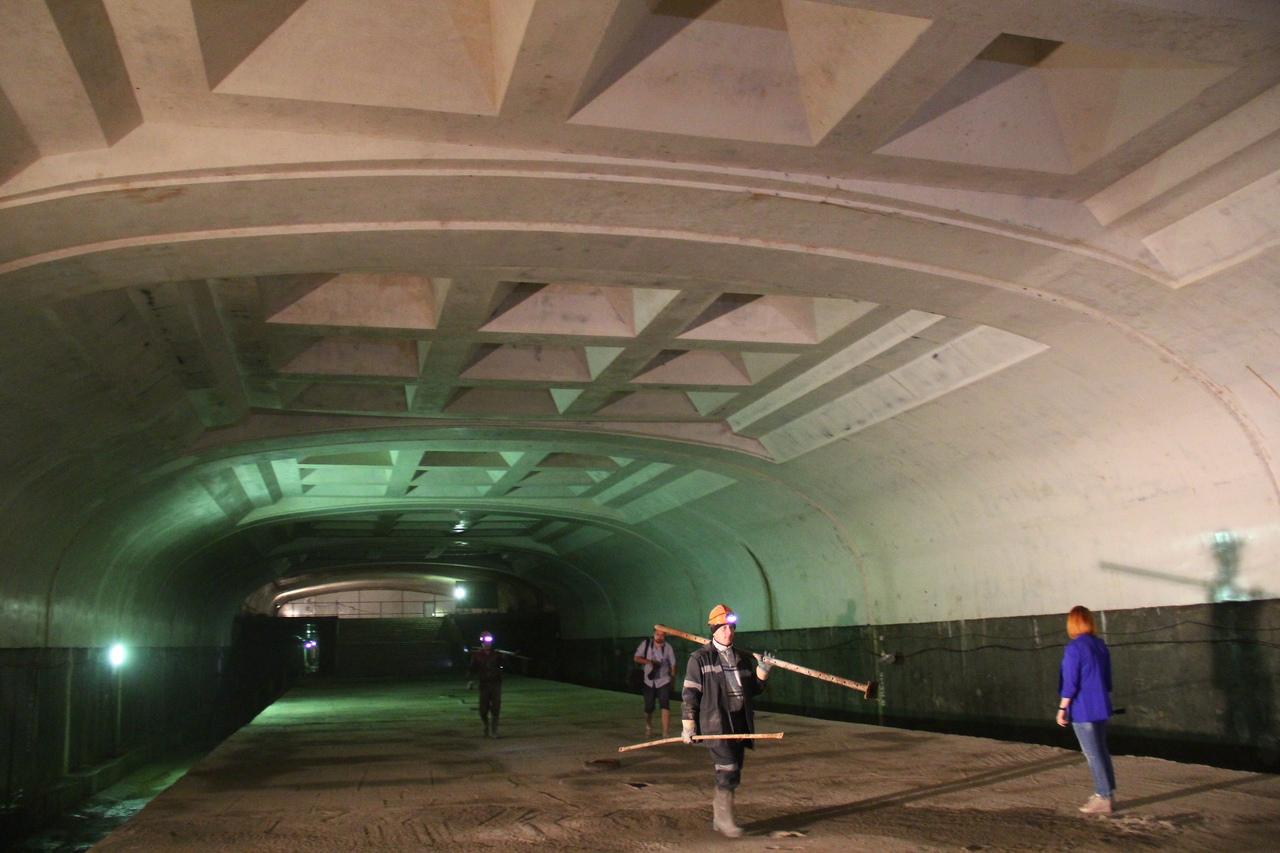 Вице-премьер Хуснуллин заявил, что в Омске будут достраивать метро #Омск #Общество #Сегодня