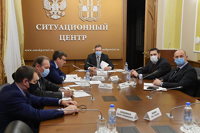 Уже в среду в Омске могут объявить об отмене Дня города #Омск #Общество #Сегодня