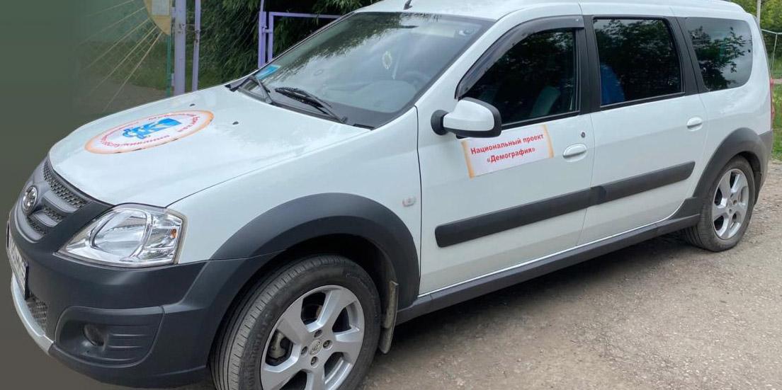 Мобильные бригады уже более 500 раз отвезли жителей Омской области на вакцинацию #Новости #Общество #Омск