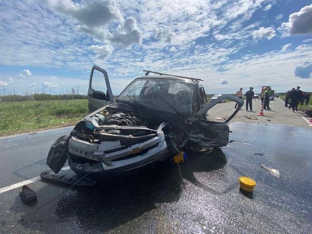 Житель Называевска погиб на трассе: возможно, он уснул за рулем #Новости #Общество #Омск
