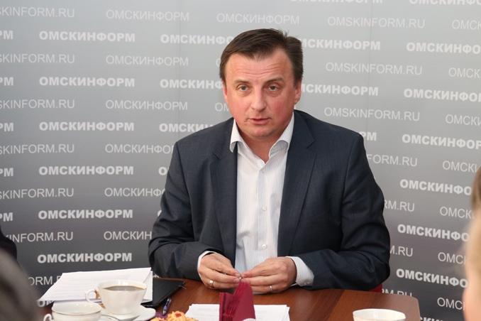 Синюгин получил высокий пост в «Зарубежнефти»