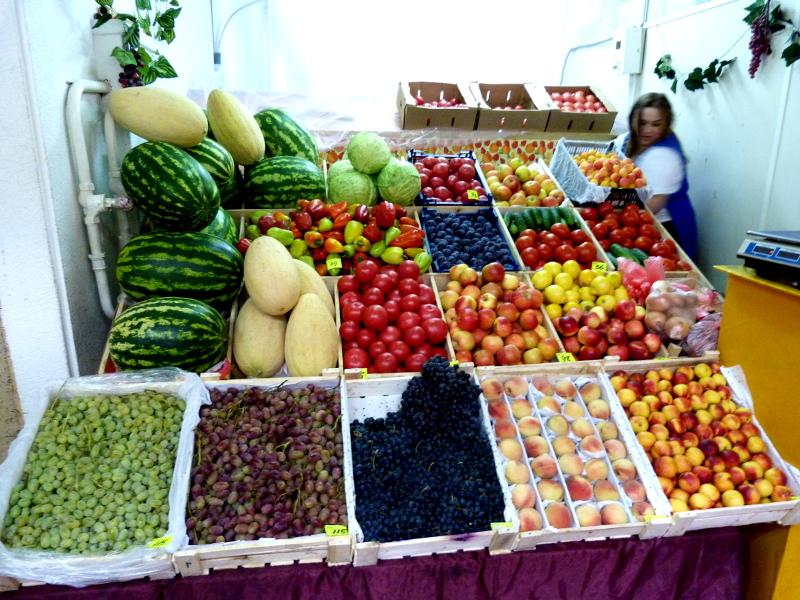 В Омской области нарушения в продаже овощей и фруктов нашли меньше чем у 3 % продавцов #Новости #Общество #Омск