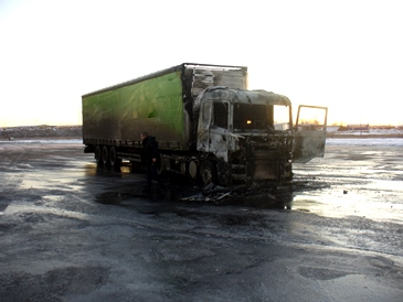 В Омской области за полгода сгорели почти 200 машин #Омск #Общество #Сегодня