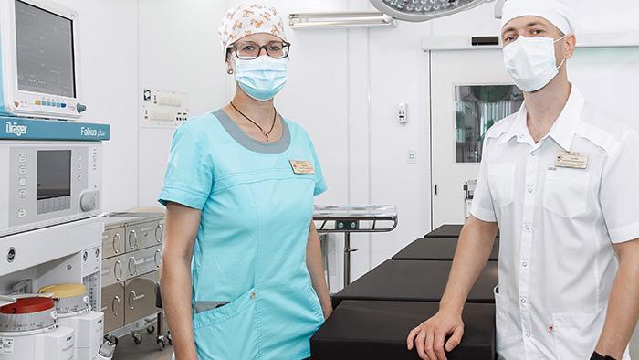 Омский НПЗ передал современное медицинское оборудование детской больнице #Новости #Общество #Омск