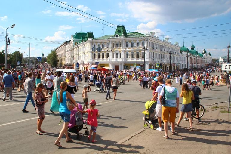 Омск: названа точная дата празднования Дня города #Омск #Общество #Сегодня