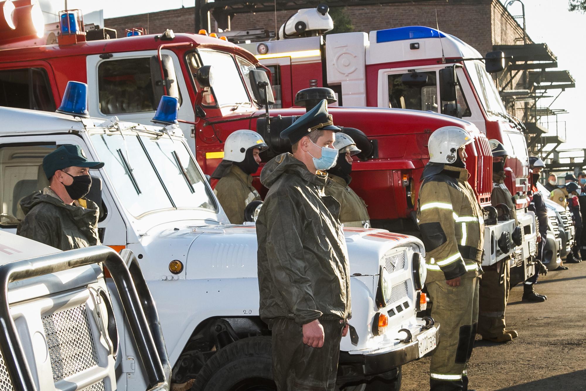 За лето в Омске произошло почти 300 пожаров #Новости #Общество #Омск