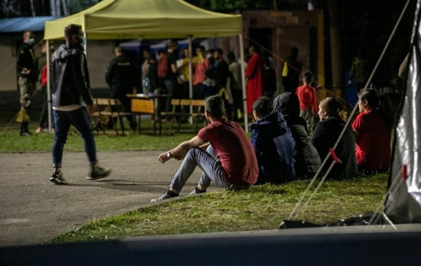 На границе Беларуси и Литвы умер нелегальный мигрант