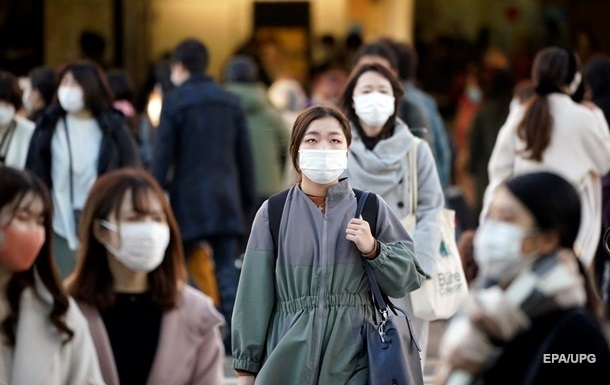 В Токио зафиксирован антирекорд заражений COVID за сутки