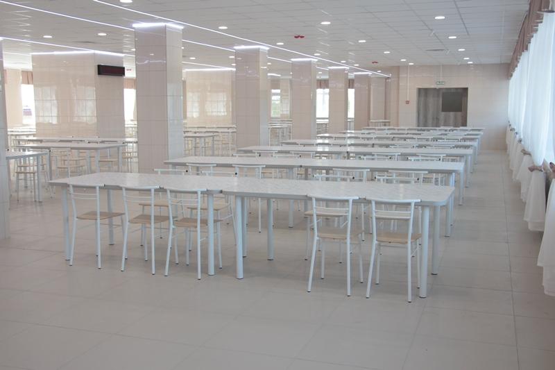 Журналистам показали новый корпус омского интерната, построенный за 550 миллионов #Омск #Общество #Сегодня