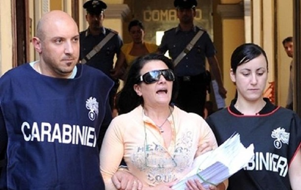 В Италии задержали 70-летнюю главу мафиозного клана