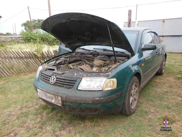 Житель Омской области приехал в гости к друзьям, а они угнали его авто #Омск #Общество #Сегодня