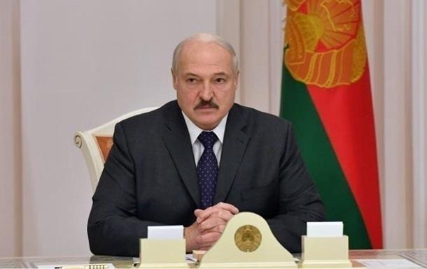 """Лукашенко сделал заявление о своем """"президентстве"""""""