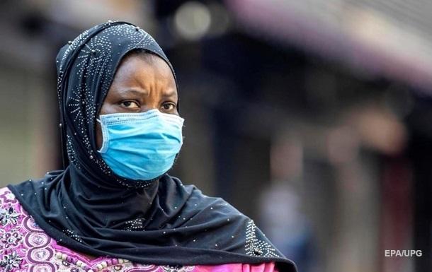 В Африке более 7 миллионов случаев COVID-19