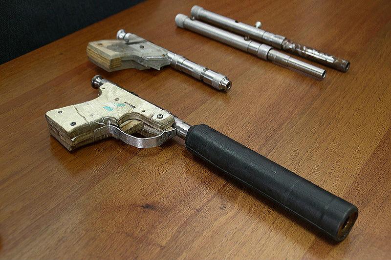 У омичей изъяли более 1500 единиц оружия #Новости #Общество #Омск