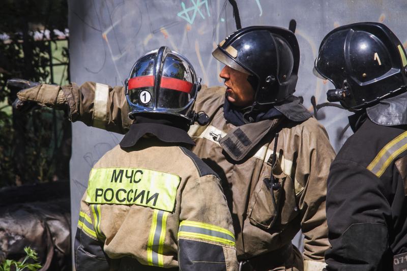 Омичи сами устраивают пожары и гибнут в них #Новости #Общество #Омск