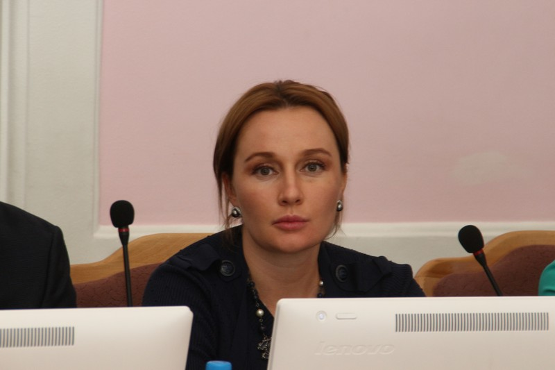 Налоговая банкротит компанию омского депутата Горностаевой