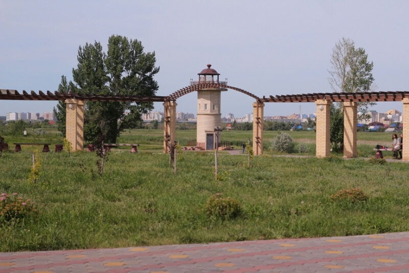 Прокуратура заинтересовалась ЧС в омском парке «Птичья гавань» #Новости #Общество #Омск