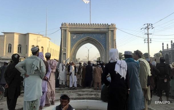 """Талибан"" взял под контроль еще один город"