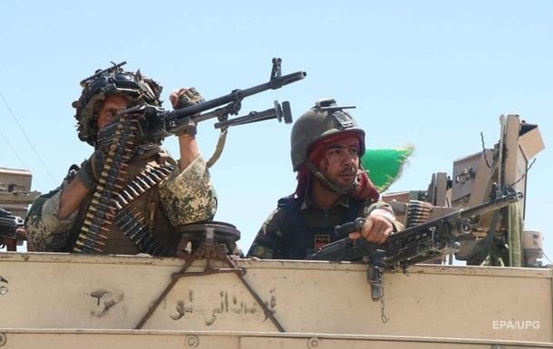 """В Афганистане началось вооруженное сопротивление """"Талибану"""""""