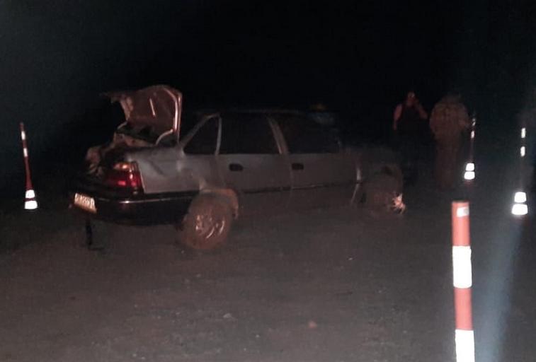 Молодой омич опрокинул авто с тремя пассажирками #Новости #Общество #Омск