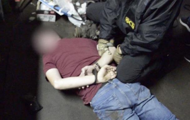 В России заявили о задержании украинского шпиона