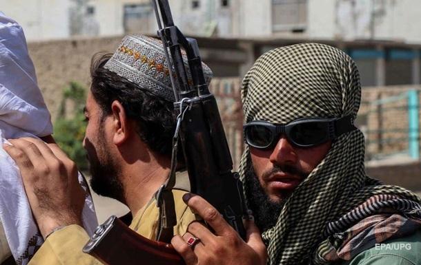 РФ заявила об угрозе гражданской войны в Афганистане