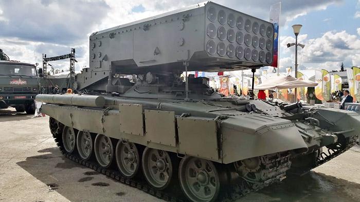 «Омсктрансмаш» принимает участие в форуме «Армия-2021»