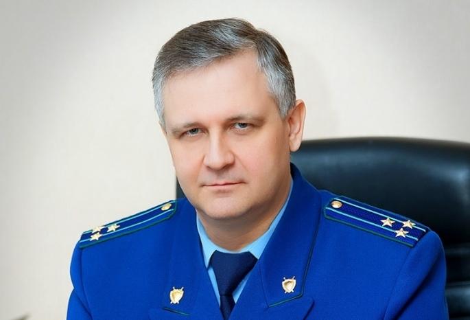 В Омске назначили первого заместителя прокурора #Омск #Общество #Сегодня