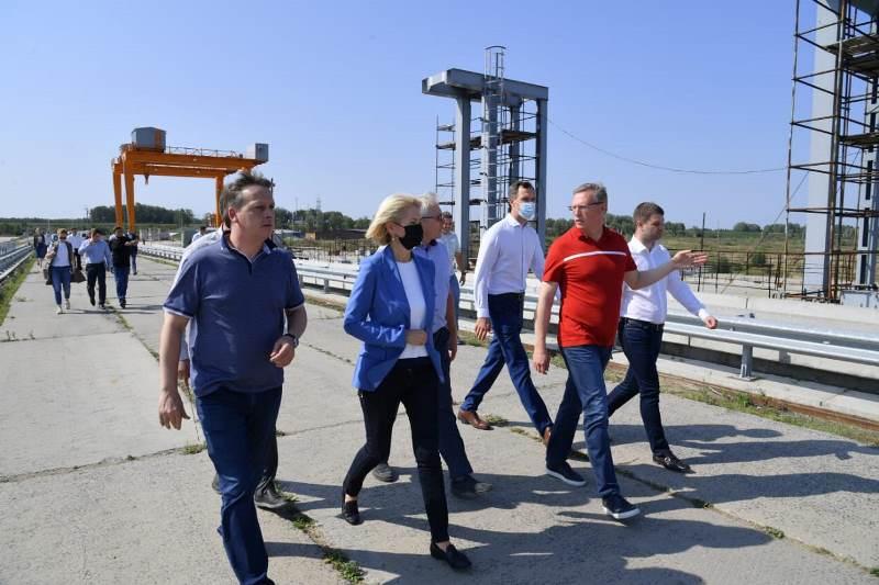 На достройку гидроузла под Омском нужно почти 10 млрд