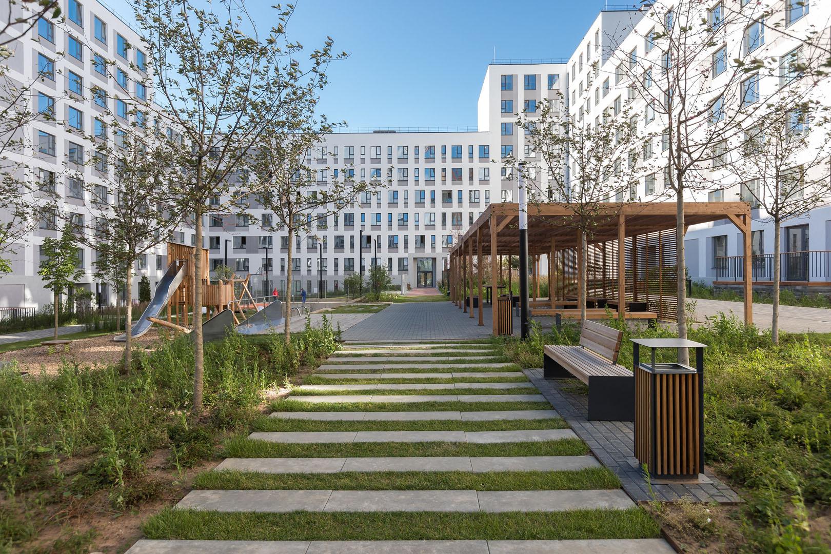 В Омске хотят построить экологичные кварталы, где приятно жить #Новости #Общество #Омск