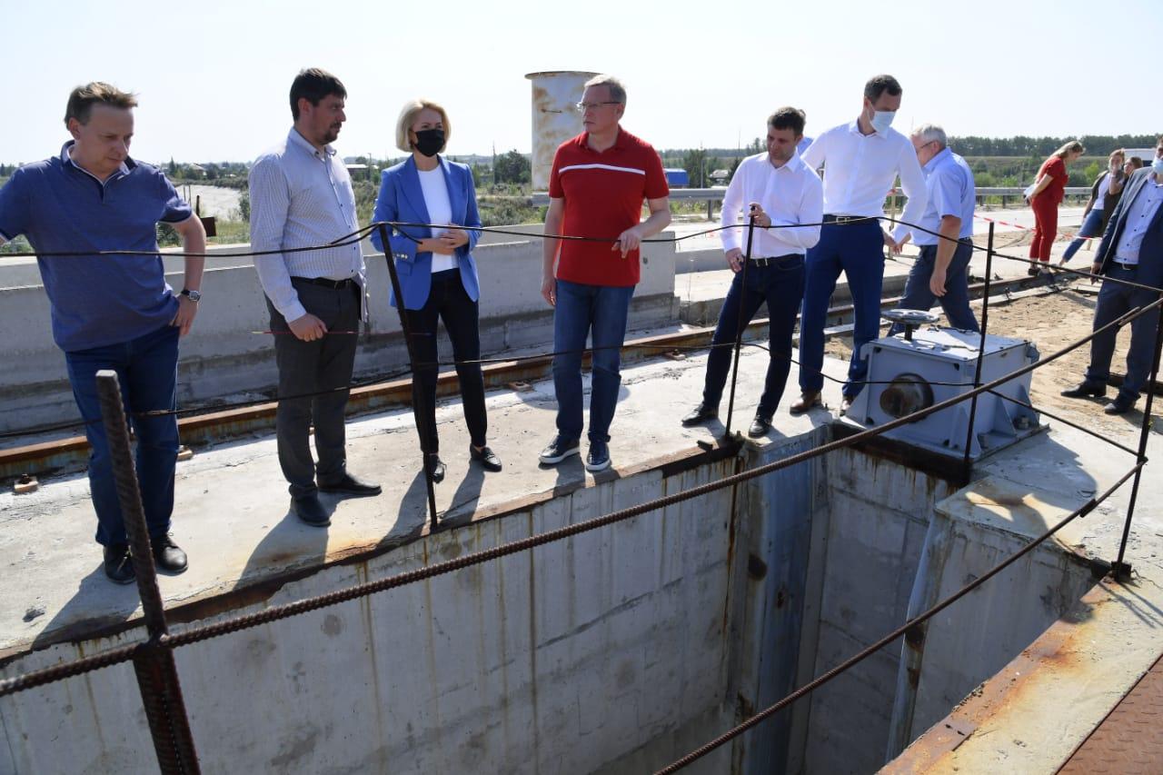 Гидроузел под Омском будут достраивать из-за изменения климата #Омск #Общество #Сегодня