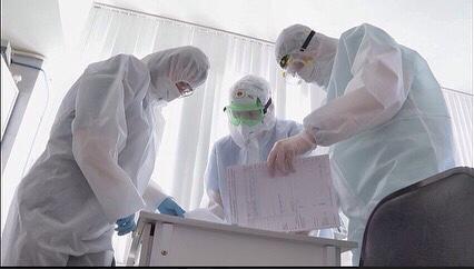 От коронавируса умерли 49 омских медиков, еще 639 болеют #Омск #Общество #Сегодня