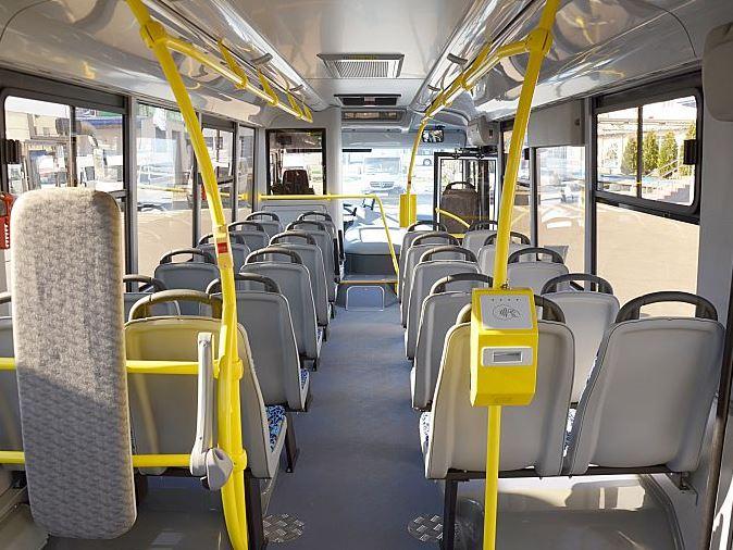 В омском автобусе нашли труп мужчины #Новости #Общество #Омск