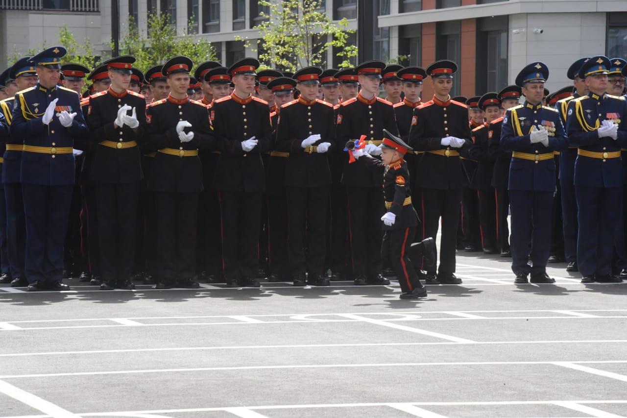 Шойгу презентовали новый кадетский корпус в Омске #Омск #Общество #Сегодня