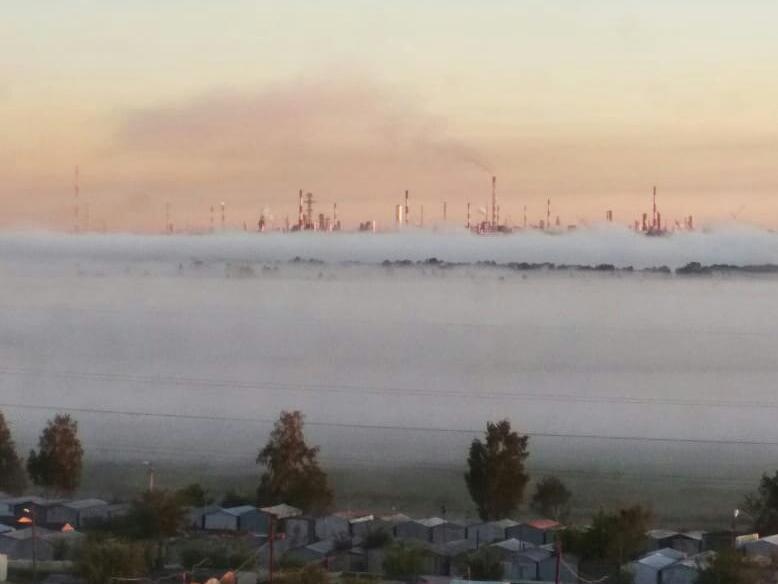 Омичей снова травят ядовитыми газами #Омск #Общество #Сегодня