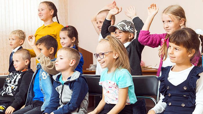 Омский НПЗ организовал для школьников «День занимательных уроков» #Новости #Общество #Омск
