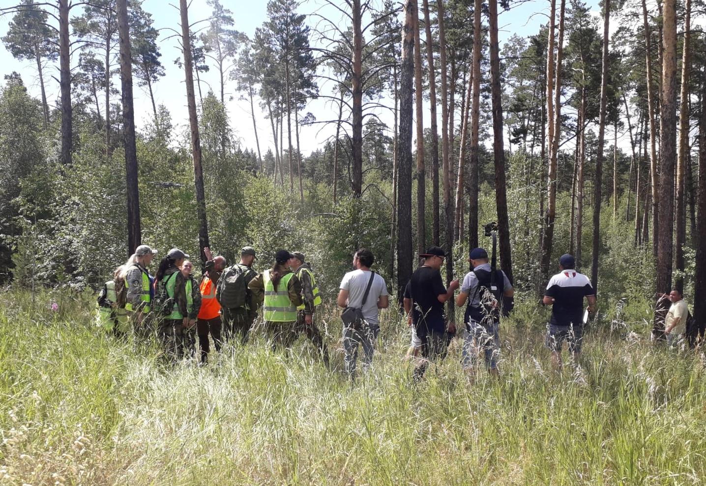 «Если в лесу взять неверное направление, можно уйти насовсем» #Омск #Общество #Сегодня