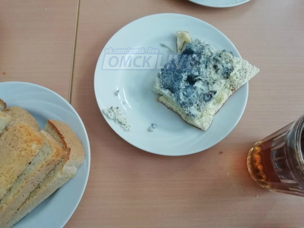 В омские школы и садики поставляли просроченную еду #Омск #Общество #Сегодня