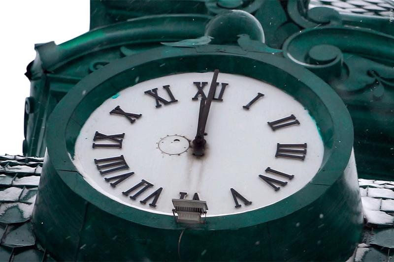 В Госдуме предложили вернуть перевод часов #Омск #Общество #Сегодня