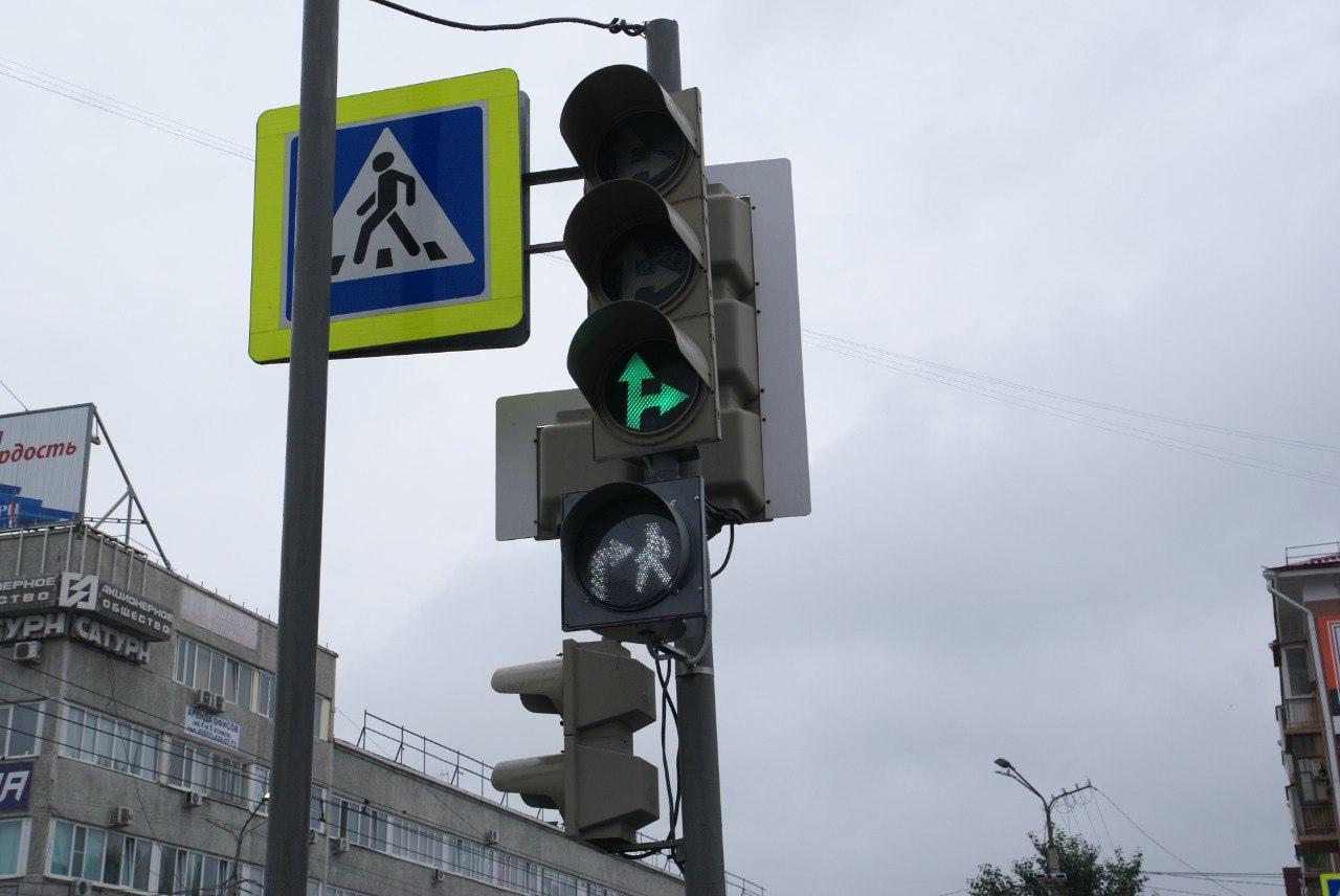 Сегодня в центре Омска будут отключены светофоры #Омск #Общество #Сегодня