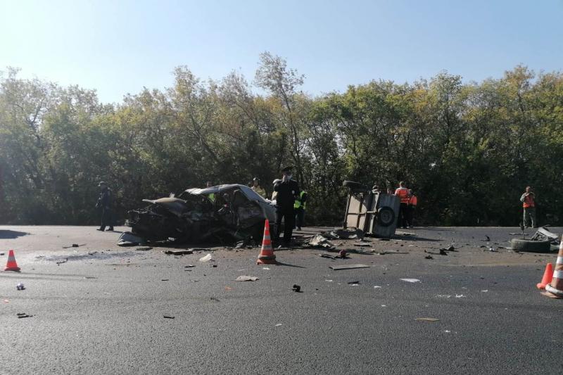 На «трассе смерти» в Омской области пьяный водитель устроил ДТП с погибшим #Омск #Общество #Сегодня