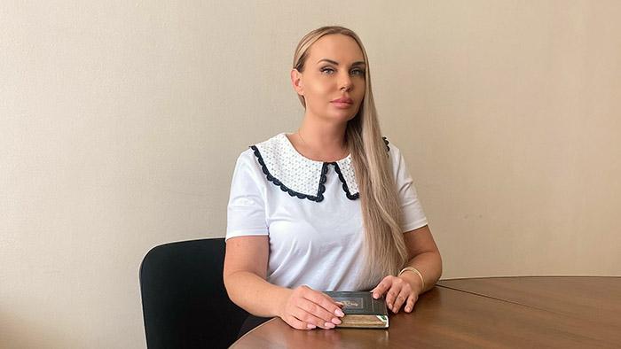 Анна СТЕПАНЕНКО: «Моя задача – помочь нашим женщинам сохранить здоровье» #Новости #Общество #Омск