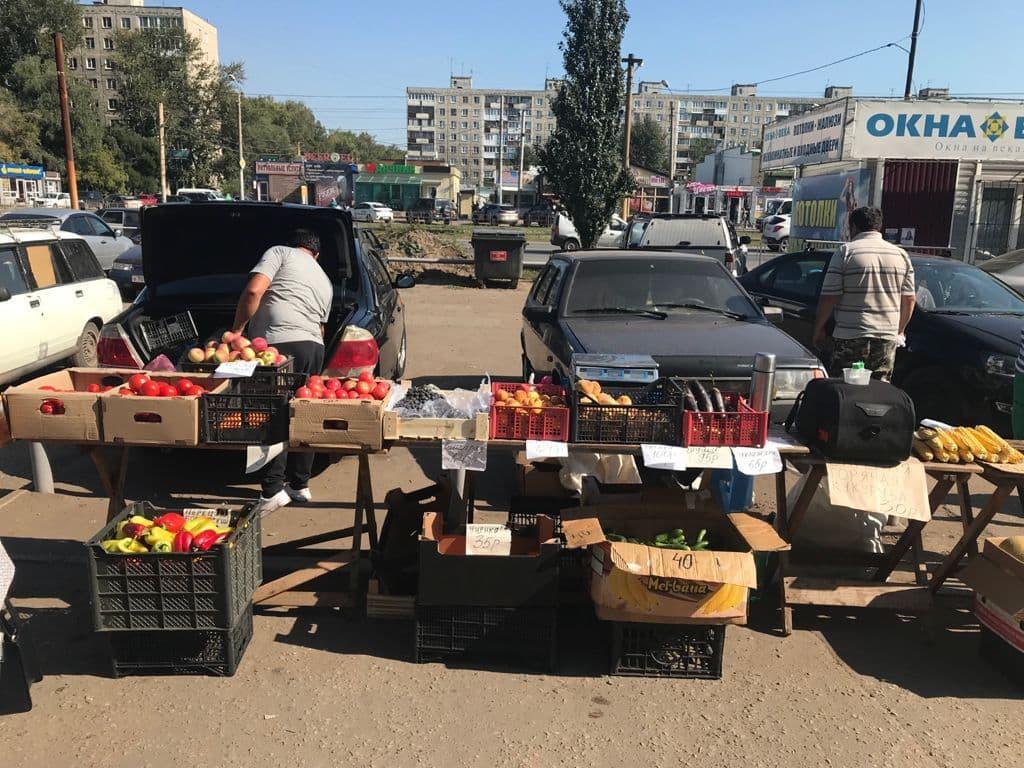 Омичей призывают не покупать продукты на улице #Омск #Общество #Сегодня