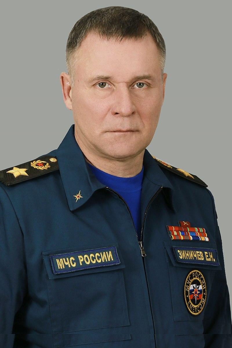Глава МЧС России Зиничев погиб, спасая человека #Новости #Общество #Омск
