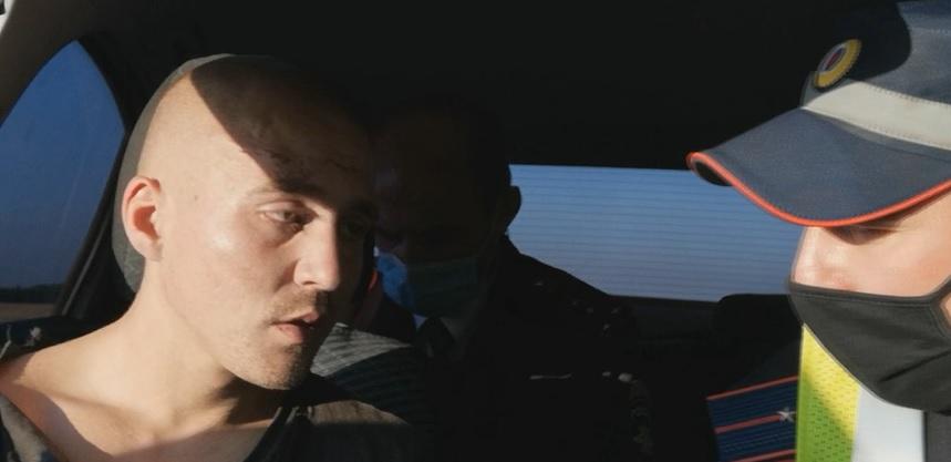 Под Омском устроили погоню за пьяным водителем BMW #Омск #Общество #Сегодня