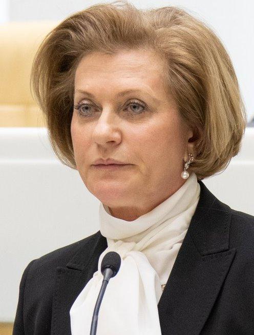 Попова уверена, что коронавирус останется навсегда #Омск #Общество #Сегодня