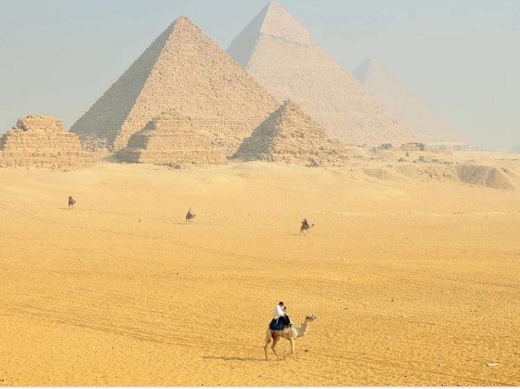 Через неделю омичи полетят в Египет прямым рейсом #Новости #Общество #Омск