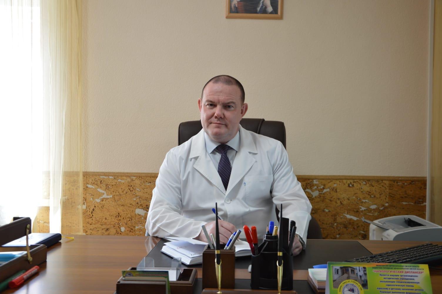 Дмитрий ТИТОВ: «Употребление алкоголя опасно в любом возрасте и в любом количестве» #Омск #Общество #Сегодня